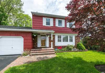 Syosset Single Family Home For Sale: 7 Jeffrey Ct