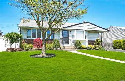 Hicksville Single Family Home For Sale: 33 Lehigh Ln