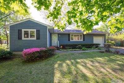 Ronkonkoma Single Family Home For Sale: 2226 Elm Ave