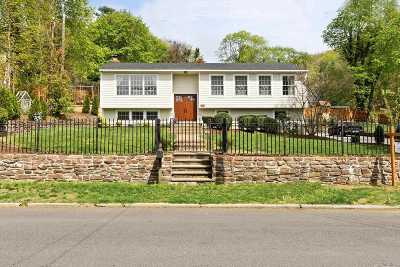 Northport Single Family Home For Sale: 244 Woodbine Ave