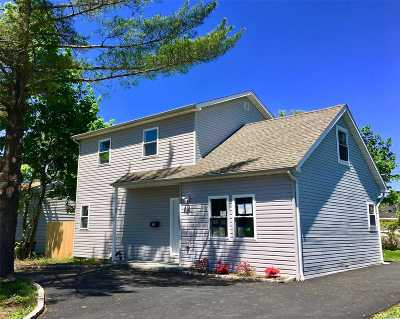 Amityville Single Family Home For Sale: 20 Ronek Dr