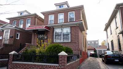 Multi Family Home For Sale: 31-30 86th St