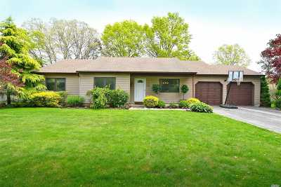 Dix Hills Single Family Home For Sale: 8 Lincoln Ave