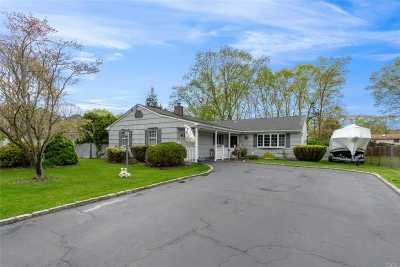 Ronkonkoma Single Family Home For Sale: 257 Thrift St