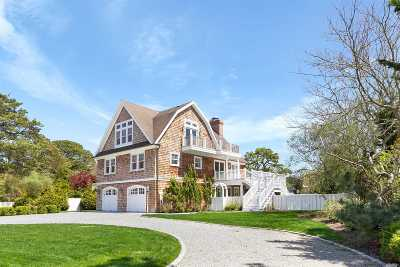 Hampton Bays Single Family Home For Sale: 1 Washington Dr