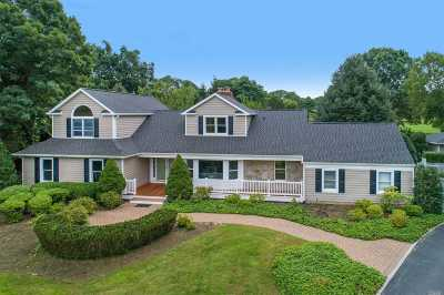 Port Jefferson Single Family Home For Sale: 22 Fairway Dr