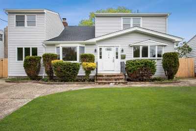 W. Babylon Single Family Home For Sale: 129 Feustal St