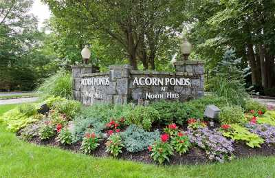 Roslyn NY Condo/Townhouse For Sale: $749,000