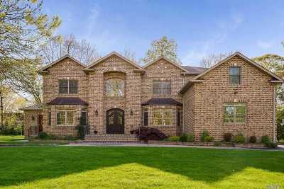 Dix Hills Single Family Home For Sale: 12 Lone Hill Pl