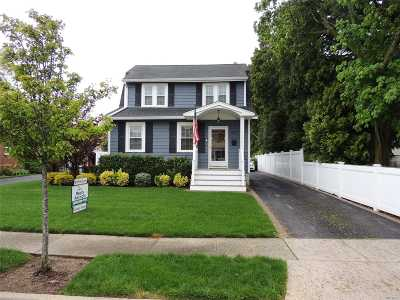 Seaford Single Family Home For Sale: 3859 Maple St