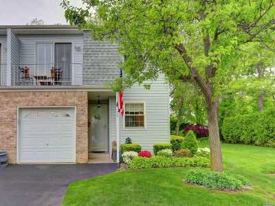 Deer Park Condo/Townhouse For Sale: 336 Commack Rd #24