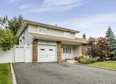 Massapequa Park Single Family Home For Sale: 84 Redwood Ln