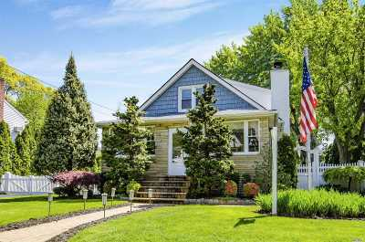 Merrick Single Family Home For Sale: 1575 Chapin Ave