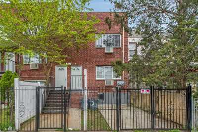 Brooklyn Multi Family Home For Sale: 241 Wyona St