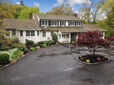Old Westbury Single Family Home For Sale: 98 Store Hill Rd