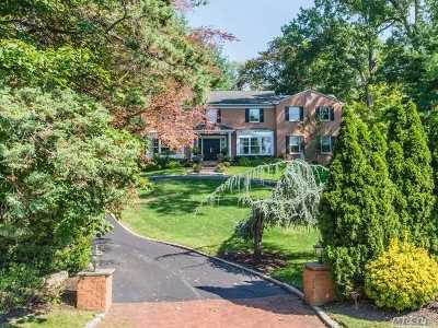 Manhasset NY Single Family Home For Sale: $2,499,000