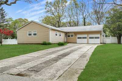Ronkonkoma Single Family Home For Sale: 49 17th Ave