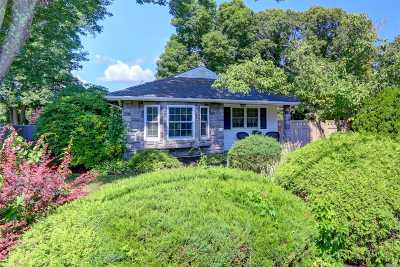 East Moriches Single Family Home For Sale: 52 N Paquatuck Ave