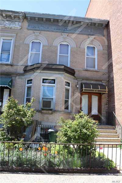 Brooklyn Multi Family Home For Sale: 868 New York Ave