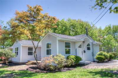 Pt.jefferson Sta Single Family Home For Sale: 18 Brook Ln
