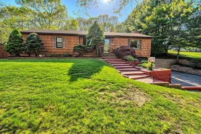 Kings Park Single Family Home For Sale: 478 Meadow Rd