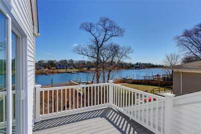 Center Moriches Single Family Home For Sale: 107 Hewitt Blvd