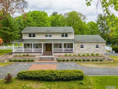 Muttontown Single Family Home For Sale: 55 Circle Rd