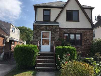 Flushing Single Family Home For Sale: 4647 159th St
