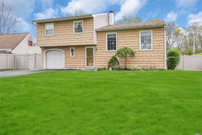 Holtsville Single Family Home For Sale: 453 Greenbelt Pkwy