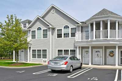 Bethpage Condo/Townhouse For Sale: 114 Stewart Ave #D