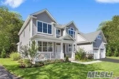 Ridge Single Family Home For Sale: 8 Wild Flower Dr