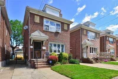 Whitestone Single Family Home For Sale: 146-29 Willets Point Blvd