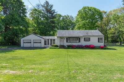 Ronkonkoma Single Family Home For Sale: 160 Smith Rd
