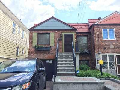 Flushing Single Family Home For Sale: 25-15 College Point Blvd