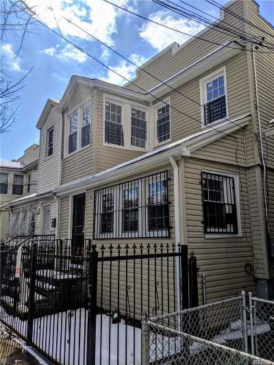 Woodhaven Multi Family Home For Sale: 93-06 74 Pl