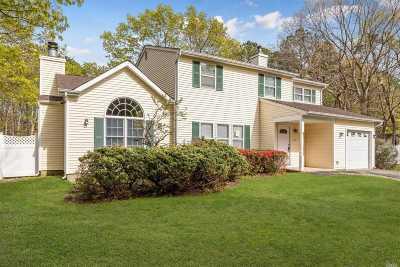 Shoreham Single Family Home For Sale: 35 Cobblestone Dr
