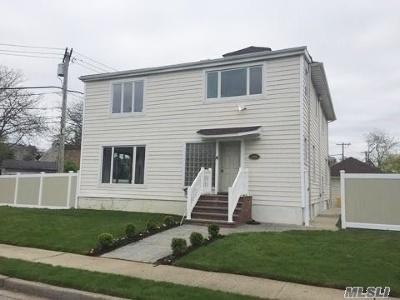 Hewlett NY Single Family Home For Sale: $849,000