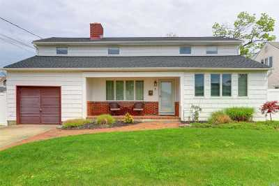 Massapequa Single Family Home For Sale: 1 Sutton Pl