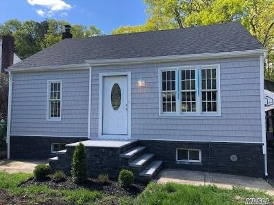 Ronkonkoma Single Family Home For Sale: 390 Central Islip Blvd
