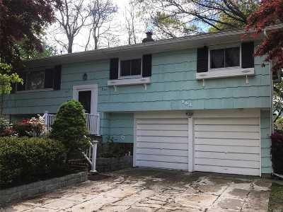 Islip Single Family Home For Sale: 264 Manhattan Blvd