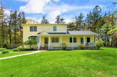 Smithtown Single Family Home For Sale: 22 Landing Meadow Rd