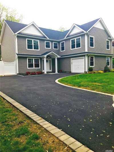 Nesconset Single Family Home For Sale: 130 Shenandoah Blvd