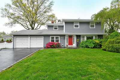 Greenlawn Single Family Home For Sale: 16 Northgate Dr