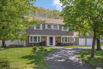 S. Setauket Single Family Home For Sale: 55 Strathmore Villa Dr