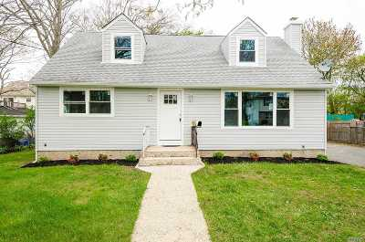 Copiague Single Family Home For Sale: 253 42nd St