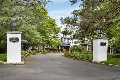 Manhasset NY Single Family Home For Sale: $4,689,000