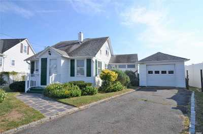 West Islip Single Family Home For Sale: 258 Sequams Lane Ctr