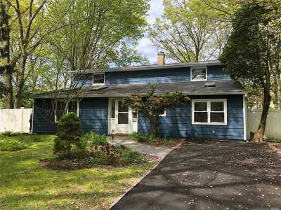 S. Setauket Single Family Home For Sale: 8 Cub Rd