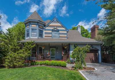 Northport Single Family Home For Sale: 221 Scudder Ave