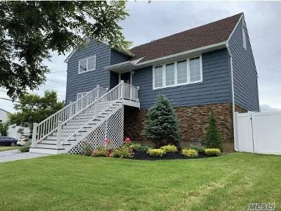 Massapequa Single Family Home For Sale: 254 Forest Ave